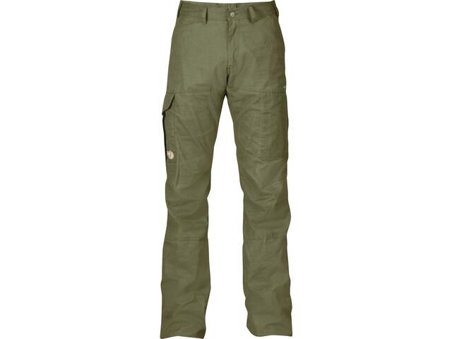 Fjällräven Karl Pro Pantalon Homme, green